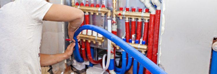 techniques d'isolation des tuyaux